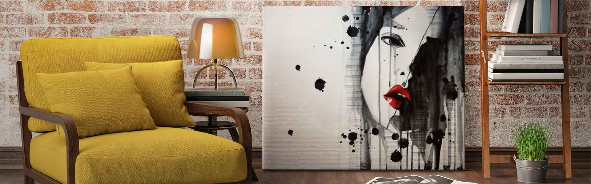 Quadricanvas la tua immagine il tuo quadro su tela for Cornici grandi dimensioni